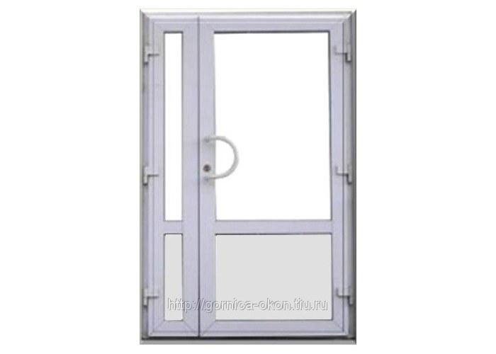 Штульповая дверь купить по цене 14500.00 в компании пластико.
